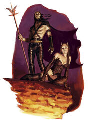 Belial and Fierna