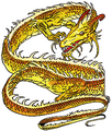Monstrous Manual 2e - Gold Dragon - p78.png