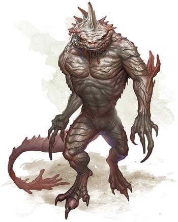 Troglodyte | Forgotten Realms Wiki | FANDOM powered by Wikia