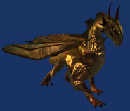 Neverwinter Nights 2 - Creatures - Bronze Dragon