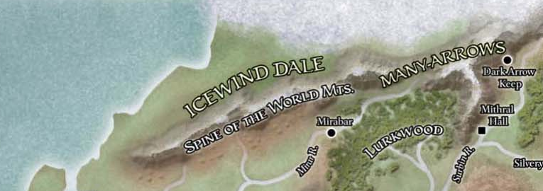 Spine of the World | Forgotten Realms Wiki | FANDOM powered by Wikia