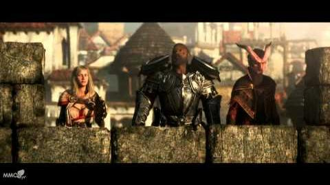 The Siege of Neverwinter (Cinematic trailer)
