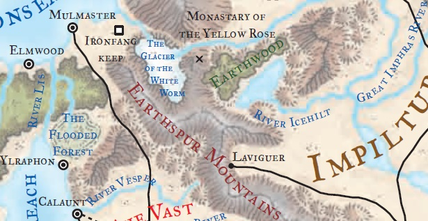 Monastery of the Yellow Rose | Forgotten Realms Wiki | FANDOM