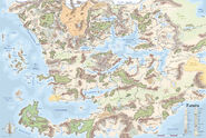 Map - Faerun - 3E