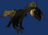 Neverwinter Nights 2 - Creatures - Black Dragon