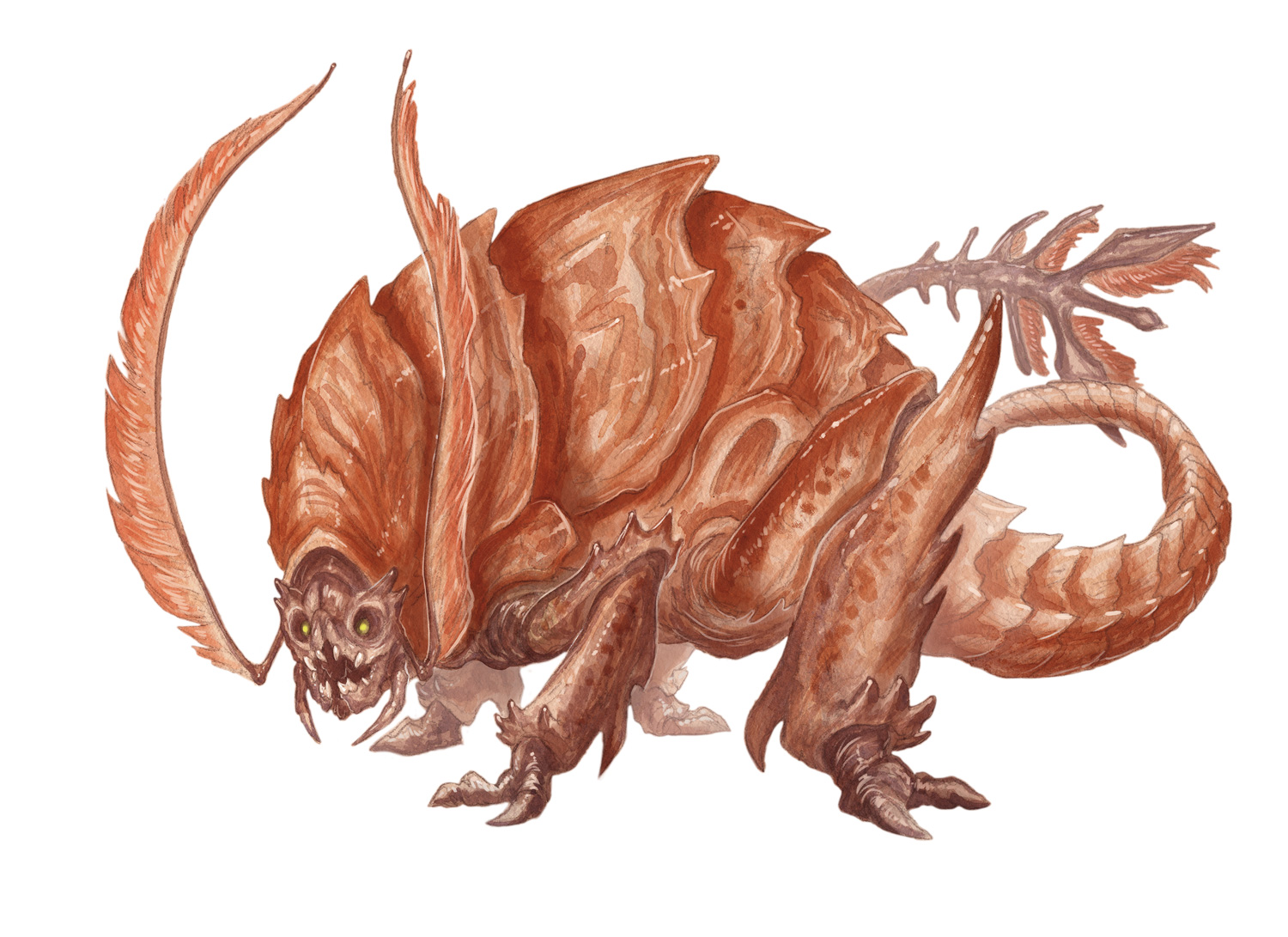 Rust monster | Forgotten Realms Wiki | FANDOM powered by Wikia
