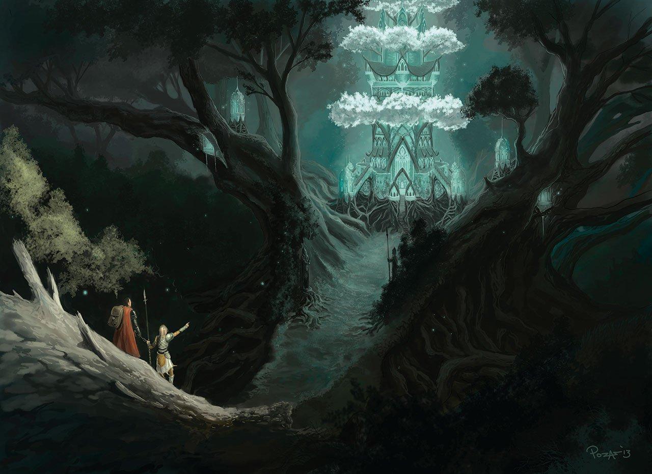 Feywild | Forgotten Realms Wiki | FANDOM powered by Wikia