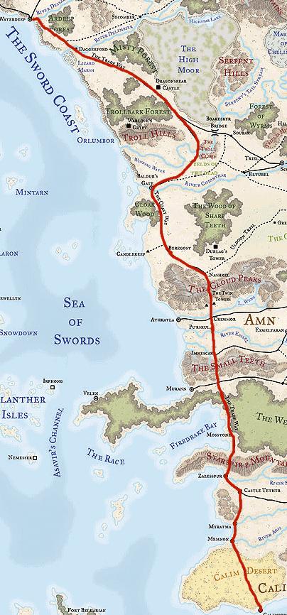 Trade Way | Forgotten Realms Wiki | FANDOM powered by Wikia