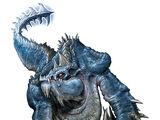 Bluespawn burrower