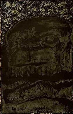 HauntedBridge-statue
