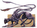 Monster manual 35 - Displacer Beast - p67 - Sam wood.jpg