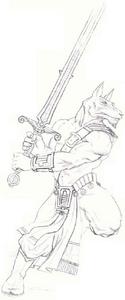 Hound Archon 3e