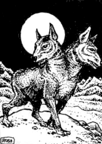Death dog | Forgotten Realms Wiki | FANDOM powered by Wikia