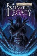 The Legacy comic cover paperback