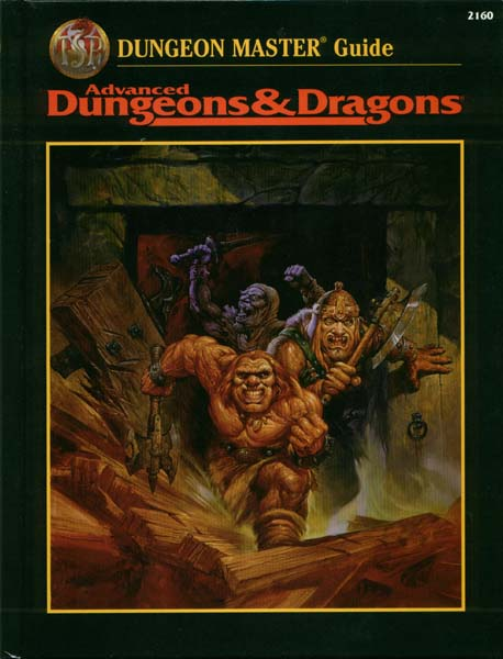 Dungeon Master Guide 2nd Edition Revised Forgotten Realms Wiki