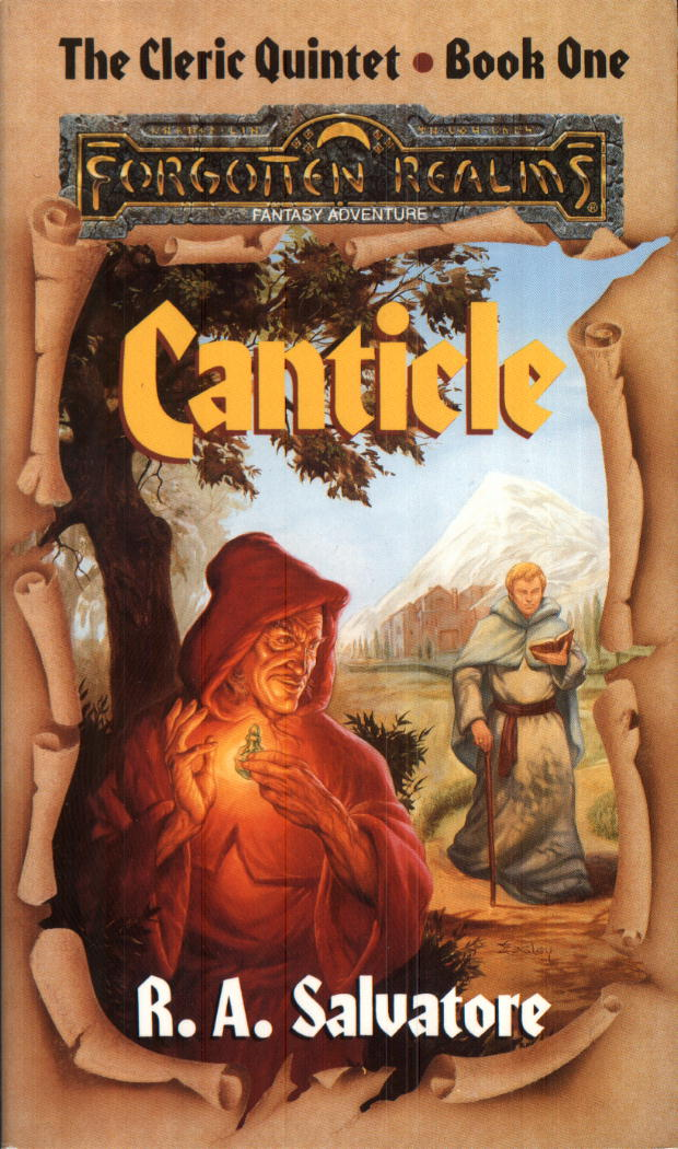Image result for canticle ra salvatore