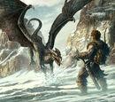 Vulture drake