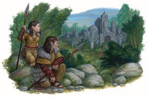 Ghostwise halfling | Forgotten Realms Wiki | FANDOM powered by Wikia