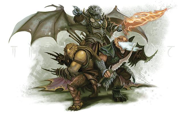 Dragonborn | Forgotten Realms Wiki | Fandom