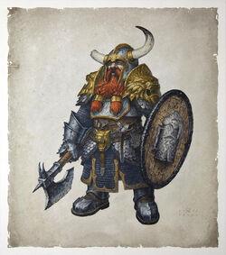 Dwarf PHB5e