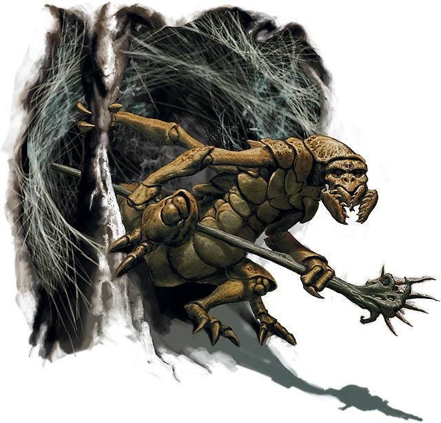 Ettercap Forgotten Realms Wiki Fandom