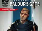 Legends of Baldur's Gate 3