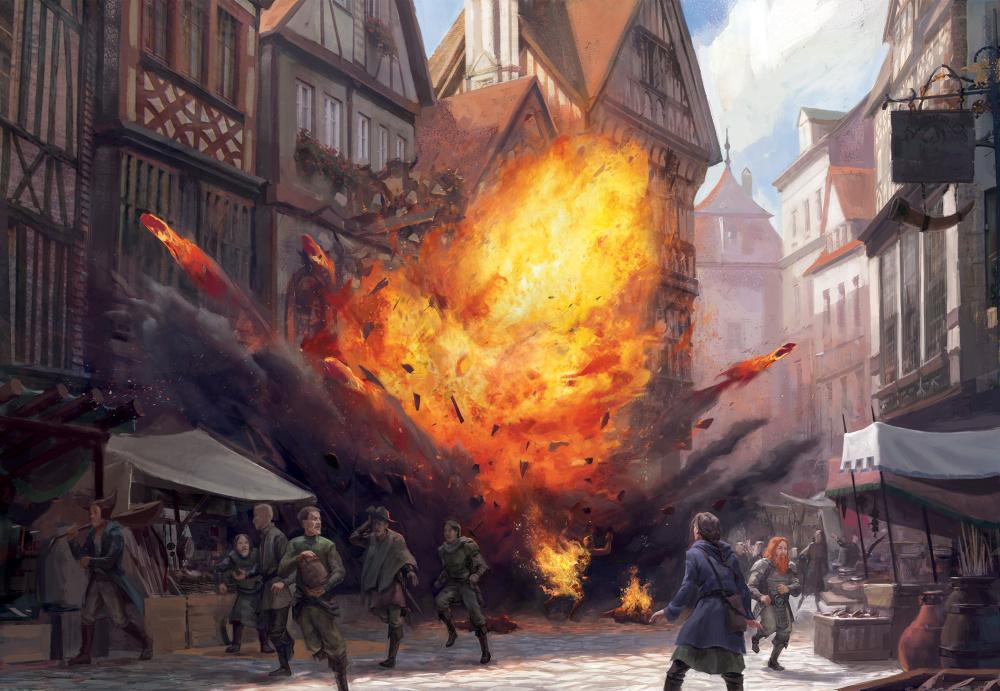 """Risultato immagini per fireball spell"""""""