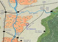 Talntower-map