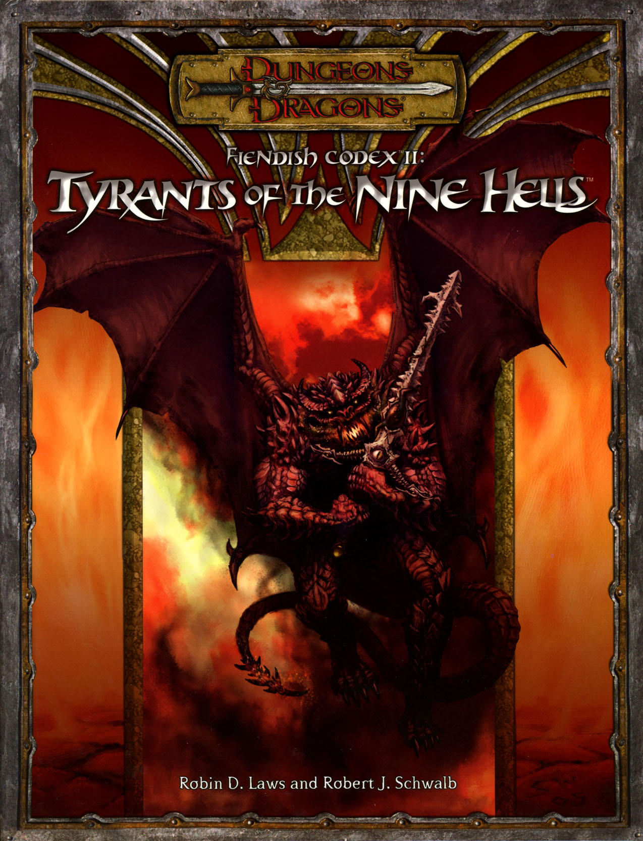 Fiendish Codex II: Tyrants of the Nine Hells | Forgotten