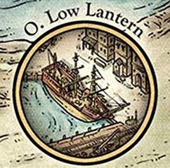 Low lantern map