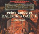 Volo's Guide to Baldur's Gate II