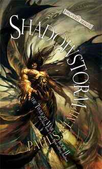 Shadowstorm novel