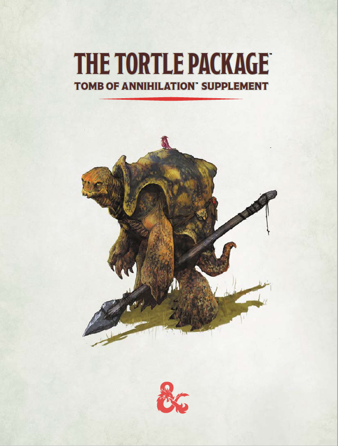 The Tortle Package Forgotten Realms Wiki Fandom Powered By Wikia