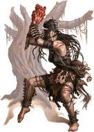 Uthgardt shaman-5e