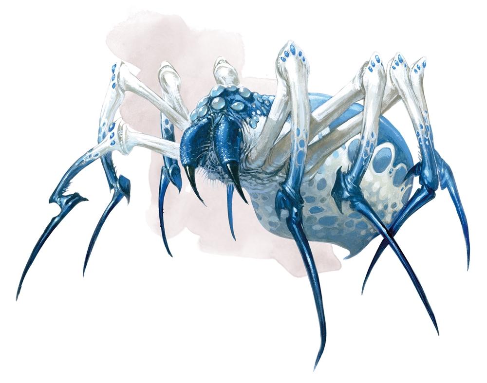 Phase Spider Forgotten Realms Wiki Fandom