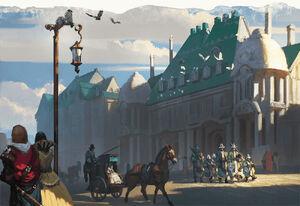 Castle ward-5e