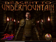 Descent to undermountain screenshot1