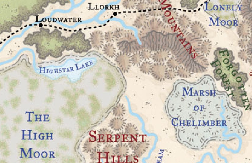 Loudwater forgotten realms wiki fandom powered by wikia loudwater gumiabroncs Image collections