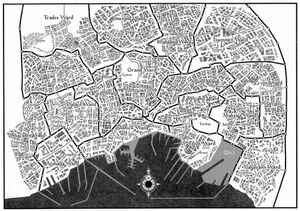 Calimport ward map 2e