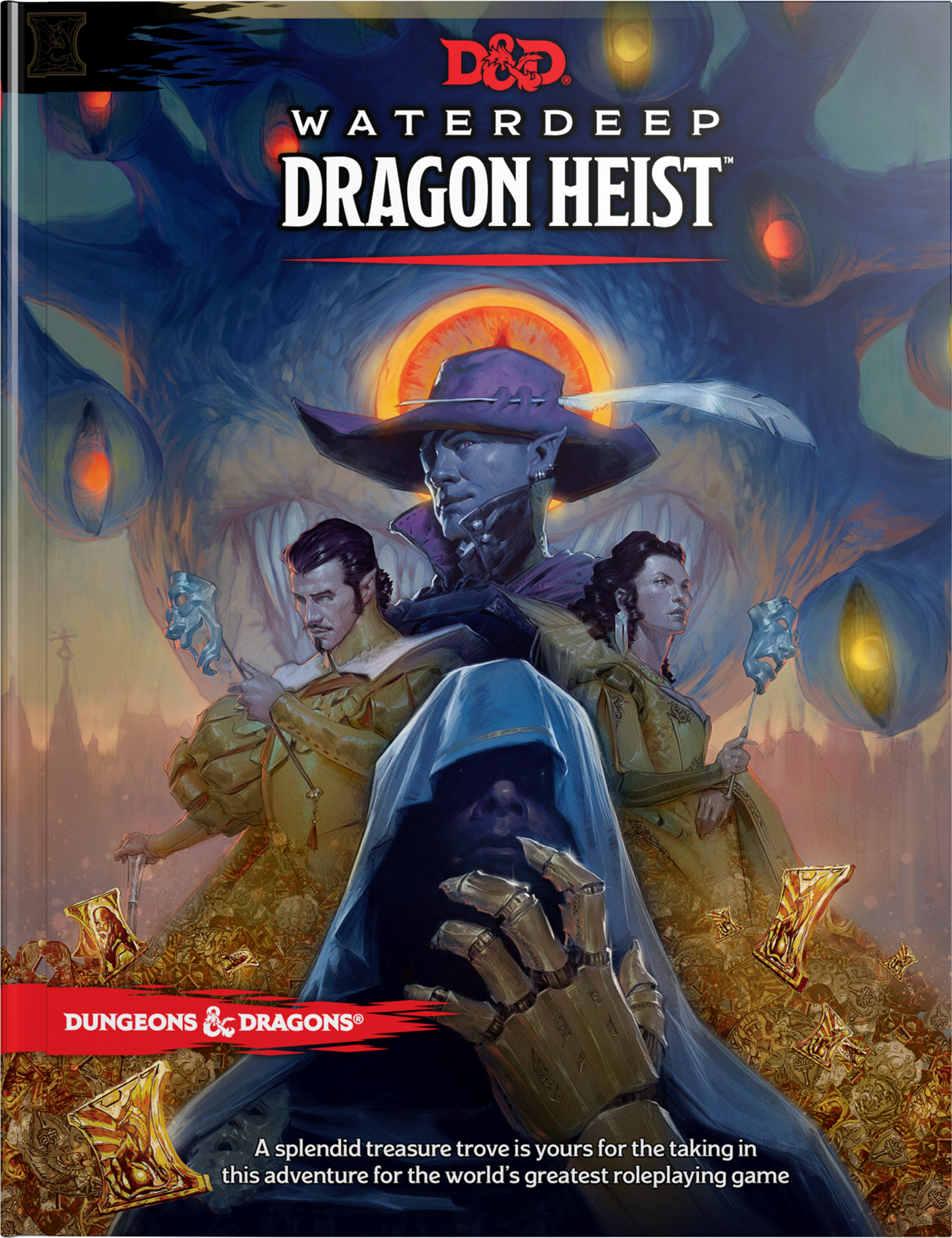Dungeons /& Tombs: Dungeons and Dragon... Hardback Book NEW Dungeons /& Dragons