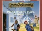 Inside Ravens Bluff, the Living City