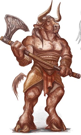 Minotaur | Forgotten Realms Wiki | FANDOM powered by Wikia