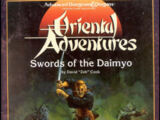 Swords of the Daimyo