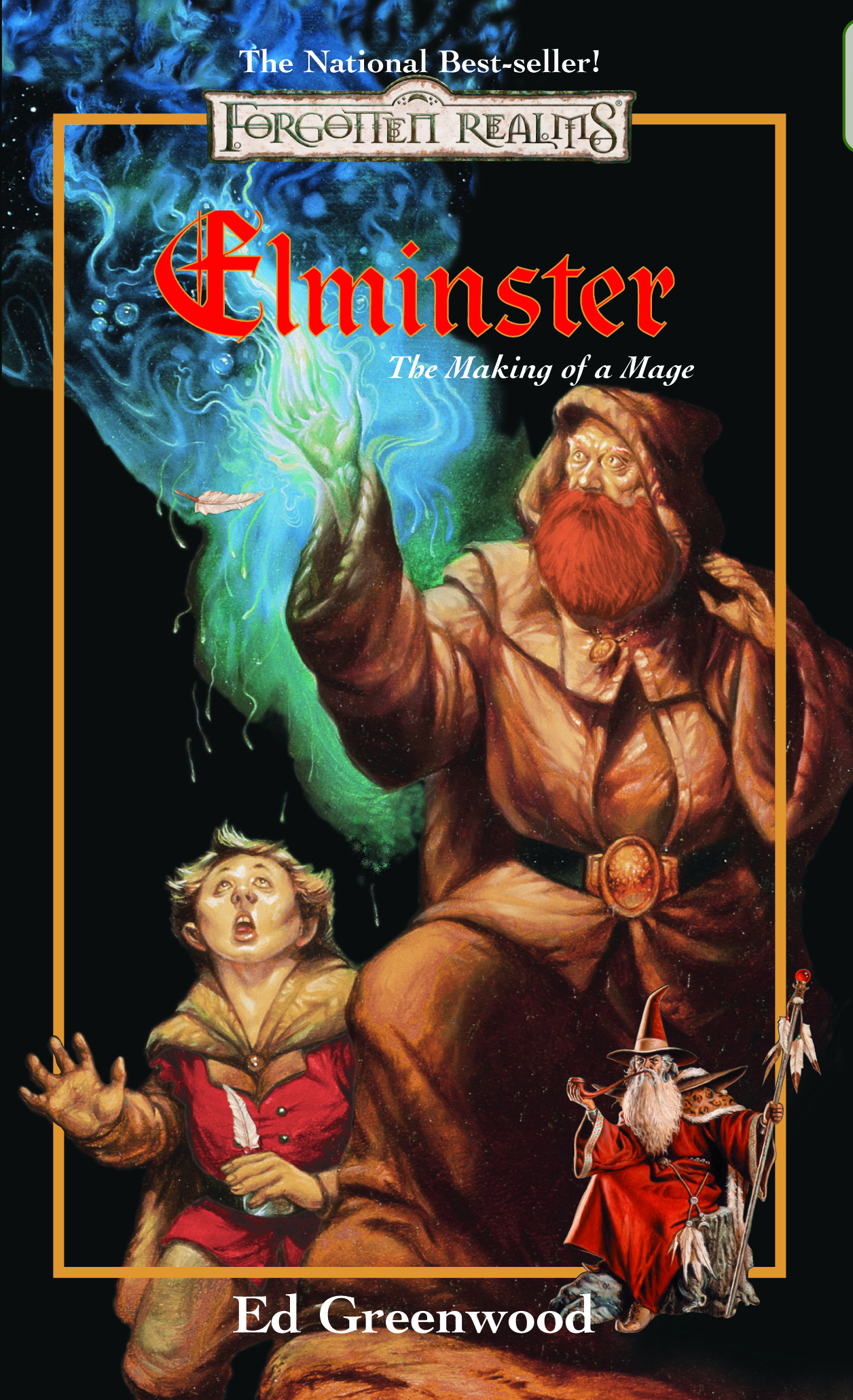 Elminster: The Making of a Mage (Forgotten Realms: The Elminster Series, Book 1)