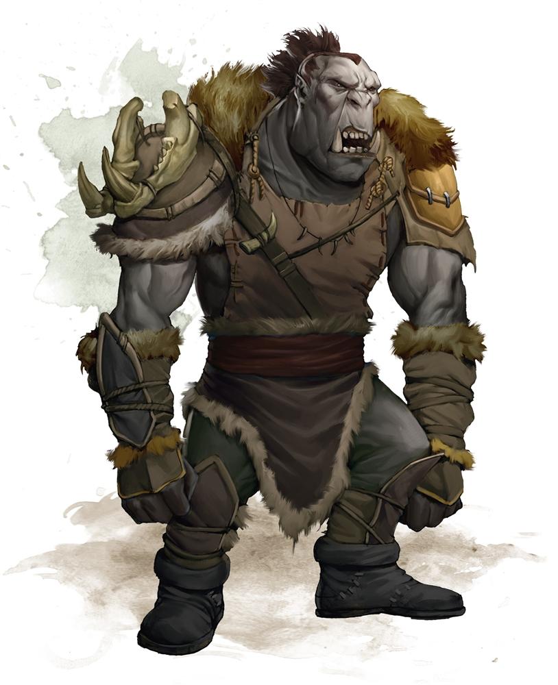 Orc Forgotten Realms Wiki Fandom Powered By Wikia