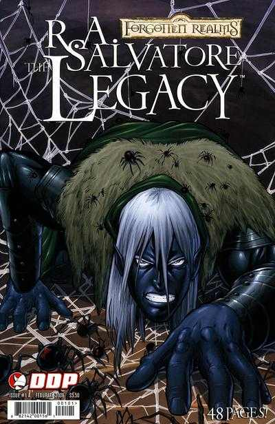 forgotten realms the legend of drizzt