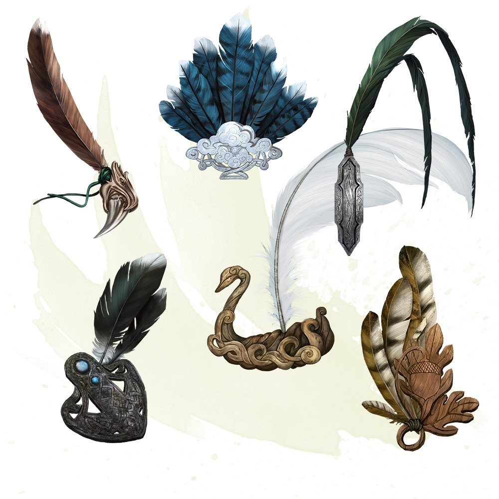 Quaal's feather token | Forgotten Realms Wiki | FANDOM powered by Wikia