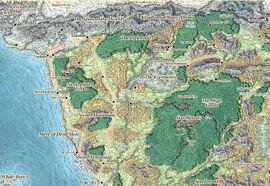 NorthwestFaerun-Map HighRes