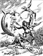 Scrag versus Elves