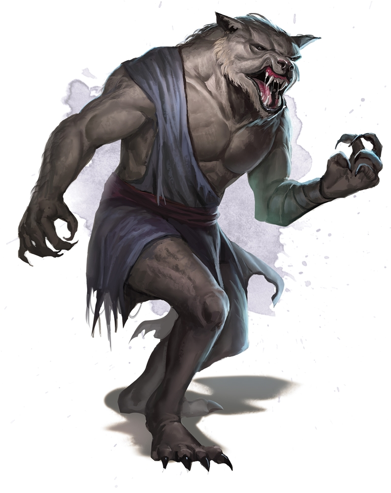 Werewolf | Forgotten Realms Wiki | FANDOM powered by Wikia